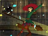 Little Witch: Pie Delivery: Victory!