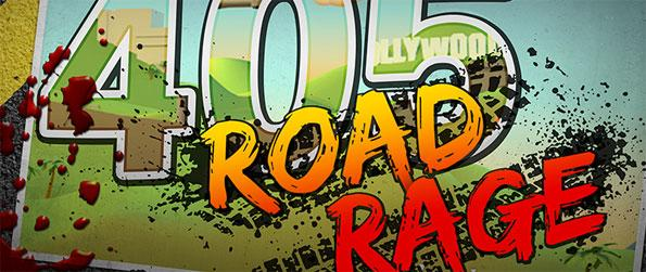 405 Road Rage - Experience the exhilaration of weaving through traffic in virtual reality in 405 Road Rage!