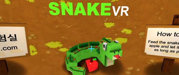 Snake VR - Play the classic Snake game in glorious VR with this simplistic yet incredibly addictive game, Snake VR!