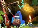 Beautiful graphics in Mr Cat's Adventure