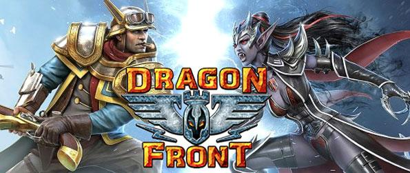 Dragon Front - Take control one of four unique, devout factions and change the past in this epic VR-based MMOCCG, Dragon Front!