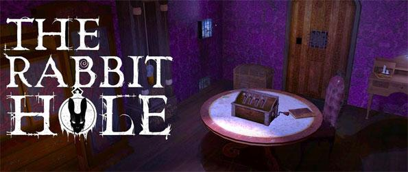 The Rabbit Hole - Solve tricky puzzles in an attempt to escape from the room you're trapped in The Rabbit Hole.