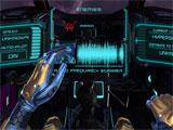 Space Stalker VR: Searching for enemies