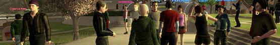 Virtual World Games 3D - The Many Things You Can Do in 3D Virtual World Games