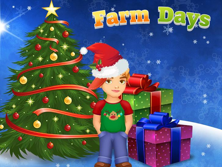 Farm Days: A December to Remember