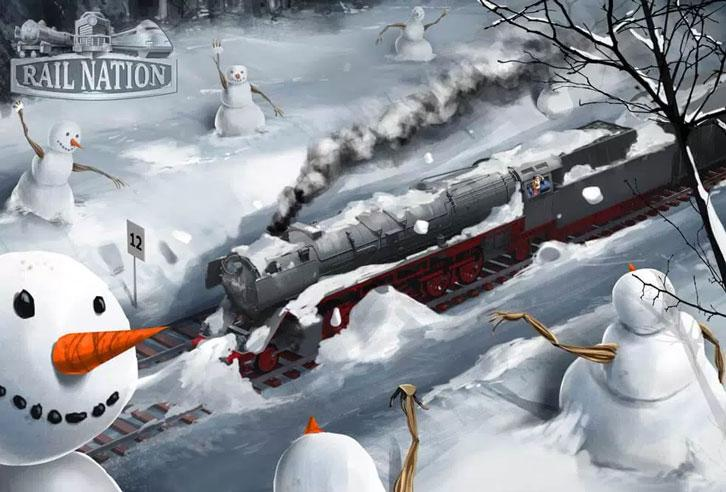 Rail Nation Introduces New Minigame