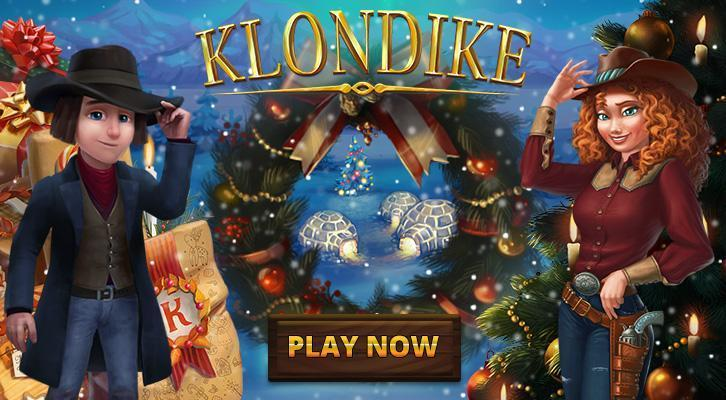 Welcome the Festive Season with Amazing Bonuses in Klondike
