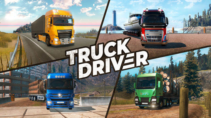 Truck Driver has geared up for launch and is now available on PlayStation 4 and Xbox One