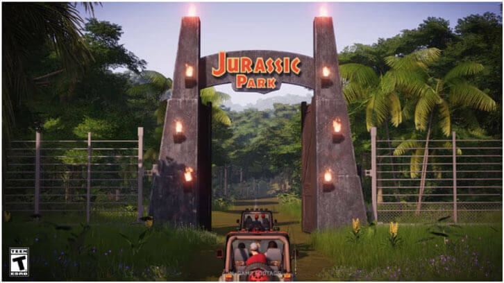 Jurassic World Evolution: Return to Jurassic Park Premium DLC Set to Launch on December 10