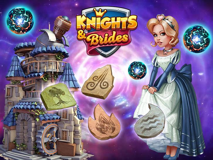 Enjoy a Birthday Bash and Explore Space in Knights and Brides' Special Double Update