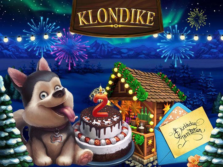 Join in Klondike's 2nd Birthday Celebration!