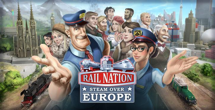 Rail Nation: Steam over Europe Update