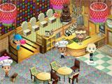 YoWorld Coffee Shop