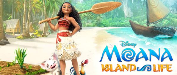 Moana Island Life - Create your very own magical island in this simulation game that's sure to have you hooked.
