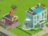 Residential area in MONOPOLY Towns