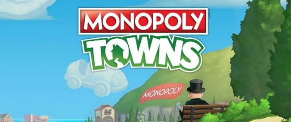 MONOPOLY Towns - Bring the much-loved Monopoly game to life with MONOPOLY Towns, a game that lets you build a Monopoly-themed town from scratch!