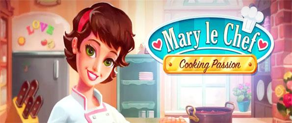 Mary le Chef: Cooking Passion Collector's Edition - Help Mary make her way through law school while working at a local restaurant.