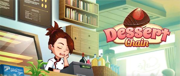 Dessert Chain: Coffee and Sweet - Run your very own café in this addicting time management game that's sure to impress.