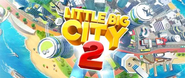 Little Big City 2 - Transform a tropical island into a full-fledged city in this exceptional city builder game that's a cut above the rest.