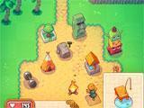 Tinker Island exploring the world