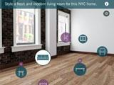 Design Home Blank Room