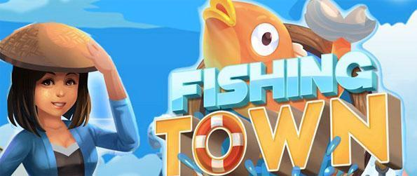 Fishing Town - Join Lukas and his Dad on an exciting fishing adventure in Fishing Town.