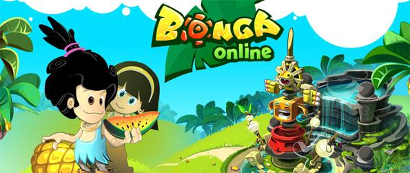 Bonga Online - Get your own little island up and running.