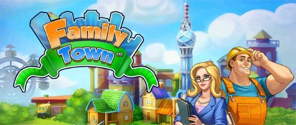 Family Town - Become the mayor of your own town in this delightful game that's sure to have you hooked from the first second.