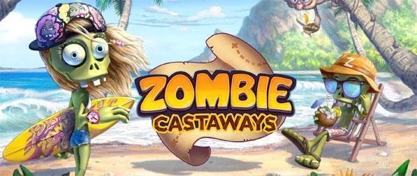 Zombie Castaways - Help a zombie find his true love in Zombie Castaways.