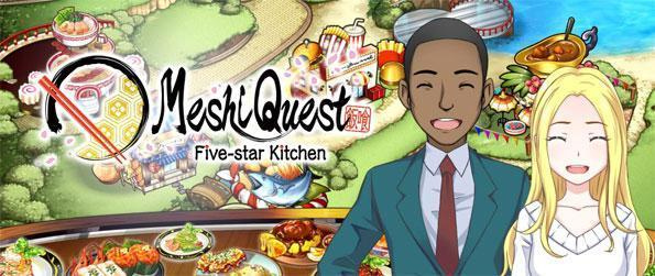 Meshi Quest: Five-star Kitchen - Cook the best dishes from all the cuisines of the world in Meshi Quest: Five-star Kitchen.