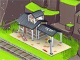 Big Little Farmer train station