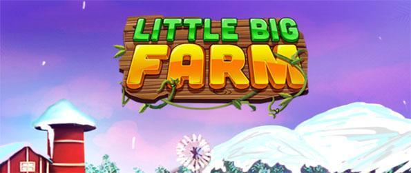 Big Little Farmer - Play this exciting farming game that stays true to the roots of this hugely popular genre.