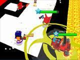 Robo Blast Planet Pokeball