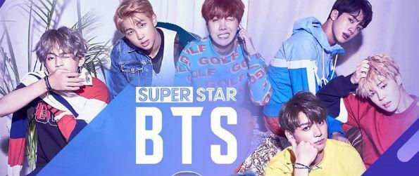 Superstar BTS - In a scale of 1 to 10, how crazy are you with BTS and their music? With Superstar BTS, it doesn't matter. The tap-tap game is sure to keep you entertained long whether you're a big fan or not.