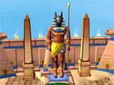 Cleo's Lost Idols Statue of Anubis