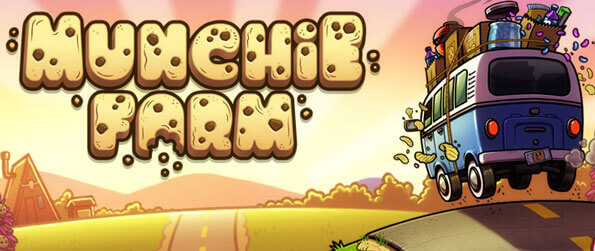 Munchie Farm - Grow, water and harvest a wide variety of munchie from, your munchie plants in Munchie Farm!