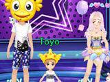Super Dancer: Wear fashionable clothes