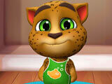 My Talking Tom 2: Customizing your pet