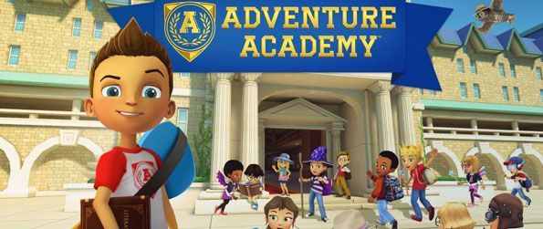 Adventure Academy - Start your epic educational journey at the Adventure Academy!