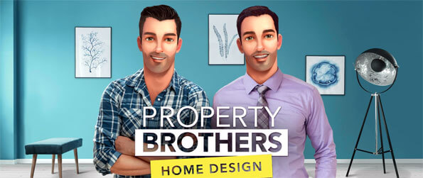 Property Brothers Home Design - Enjoy this refreshing simulation game that's definitely unlike any other out there.