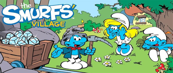 Smurfs' Village - Help the Smurfs build up a home for themselves in this exciting game that doesn't disappoint.