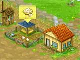 Big Farm: chicken eggs