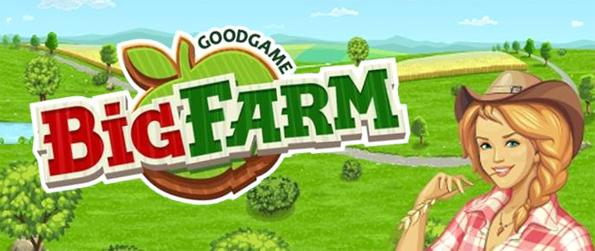Big Farm - Grow a small farm into rich fields of crops in Big Farm!