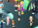 Woozworld socializing