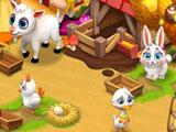Taming farm animals in Royal Story