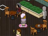 Habbo Hotel Coffee Shop