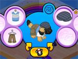 dress up your pet in Webkinz