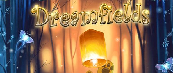 Dreamfields - Explore a world that's yours to shape and mold, with the power of your dreams.