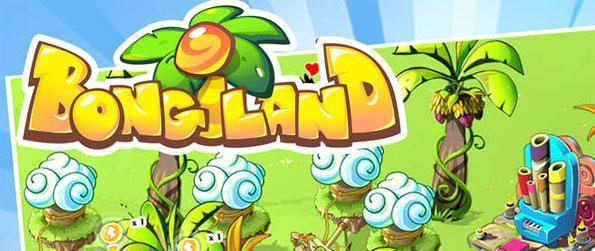 Bongiland - Travel back to the time of the cavemen and build your own hometown from scratch in Bongiland!