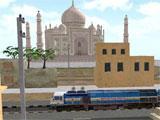 Train Sim breathtaking view